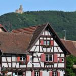 Le château de l'Ortenbourg